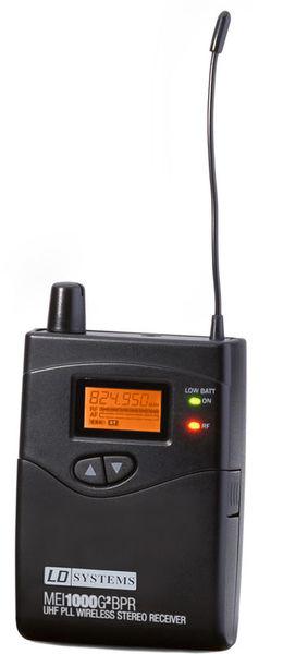 LD Systems MEI 1000 BPR G2 B6