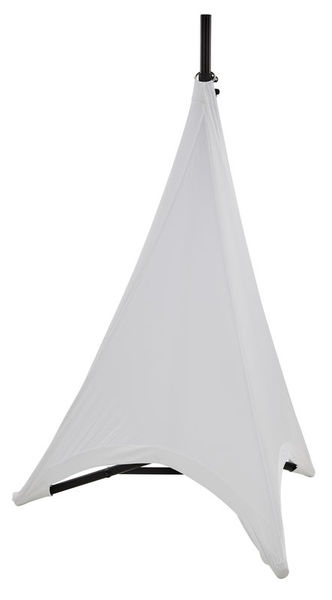 Stairville Tripod 2Side Cover White