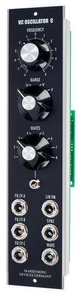 Marienberg Devices VC Oscillator C