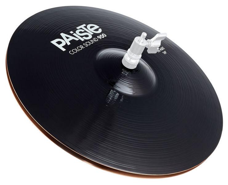 """Paiste 14"""" 900 Color Sound Hi-Hat BK"""