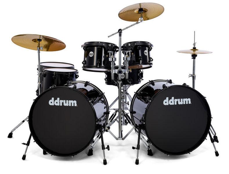 DDrum Journeyman Double Down Bundle