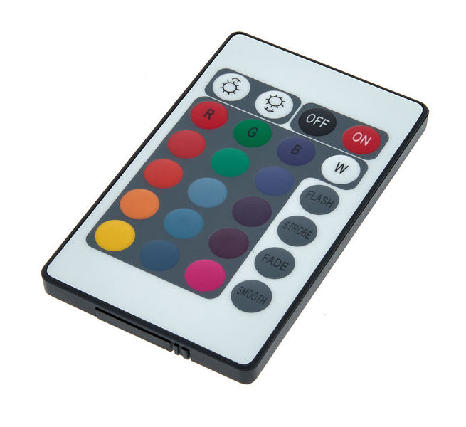 Stairville LED Colour Flood Remote