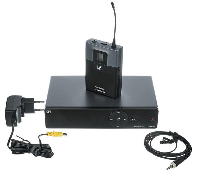 Sennheiser XSW 1-ME2 E-Band Lapel Set