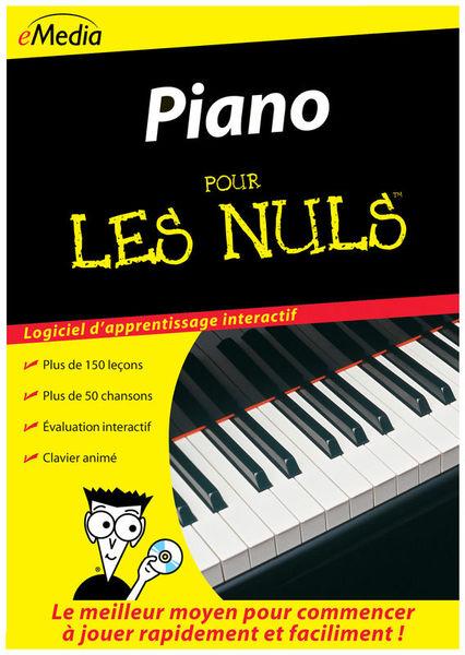 Emedia Piano pour les Nuls - Win