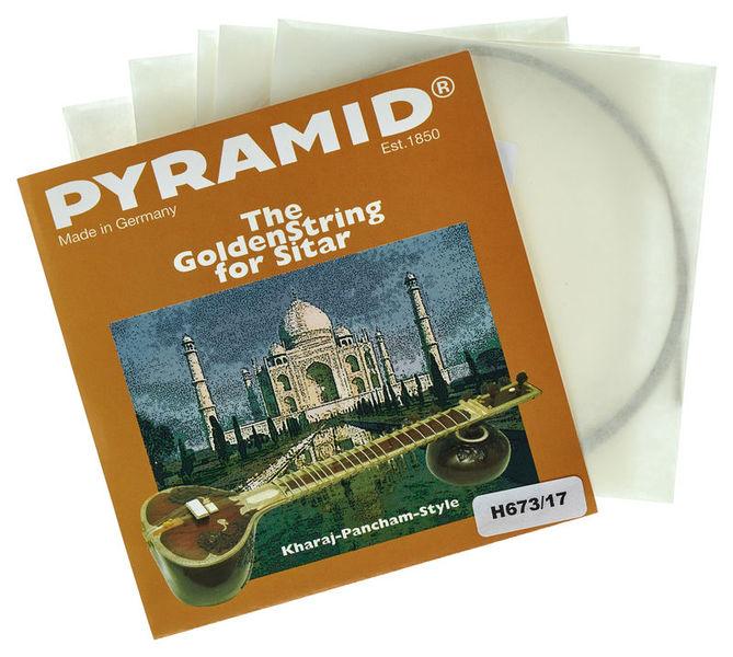 Pyramid H673/17 Heavy Sitar Strings