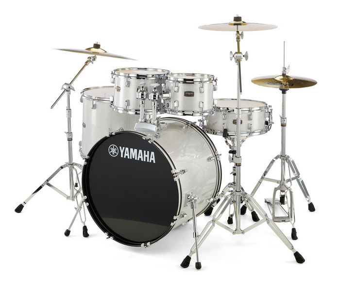Yamaha Rydeen Studio Silver Glitter