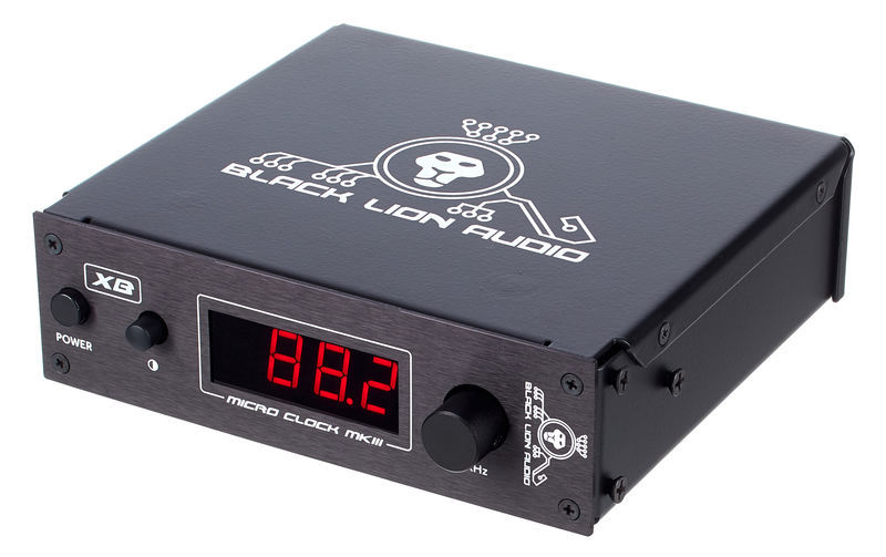 Black Lion Audio Micro Clock MK3 XB