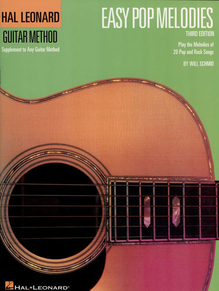 Hal Leonard Easy Pop Melodies