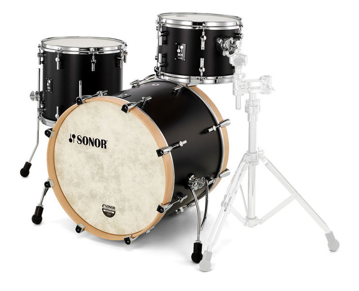 Sonor SQ1 Rock GT Black