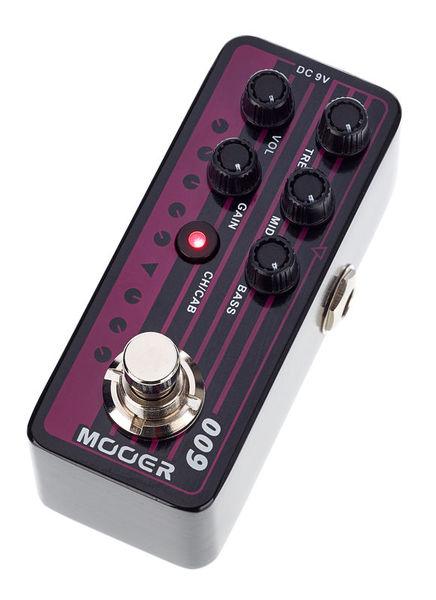 Mooer Micro PreAMP 009 Blacknight