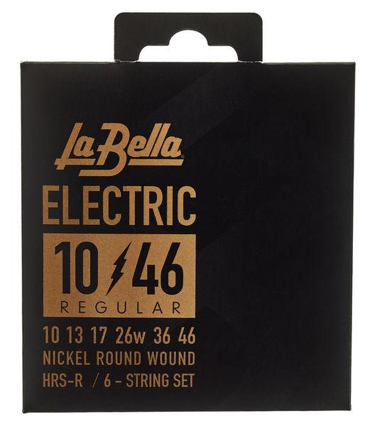 La Bella HRS-R El. Guitar RWNP