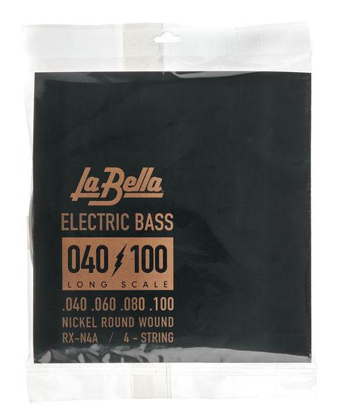 La Bella RX-N4A Bass RWNP