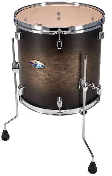 """Pearl 14""""x14"""" Decade Maple FT -BB"""