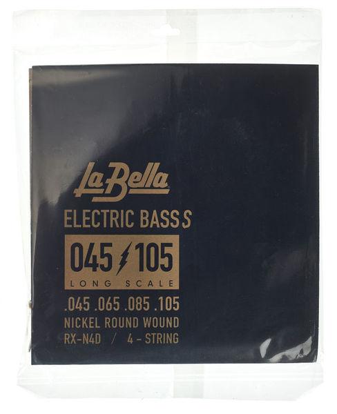 La Bella RX-N4D Bass RWNP