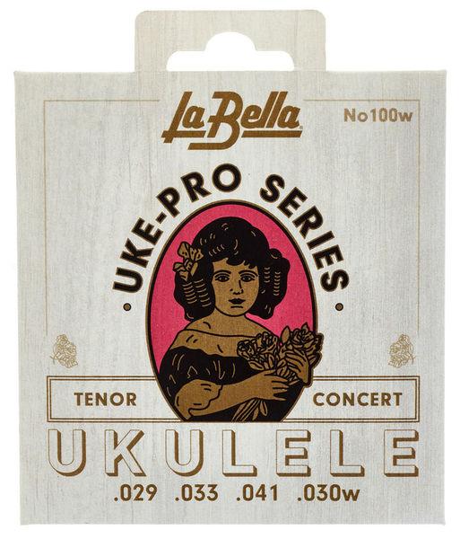 La Bella 100W Uke-Pro Wound 4th