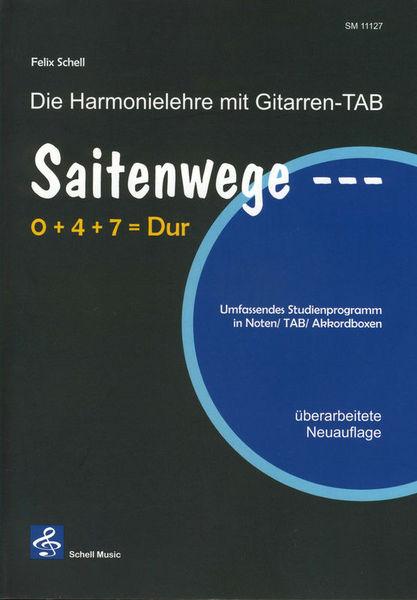 Schell Music Saitenwege Harmonielehre