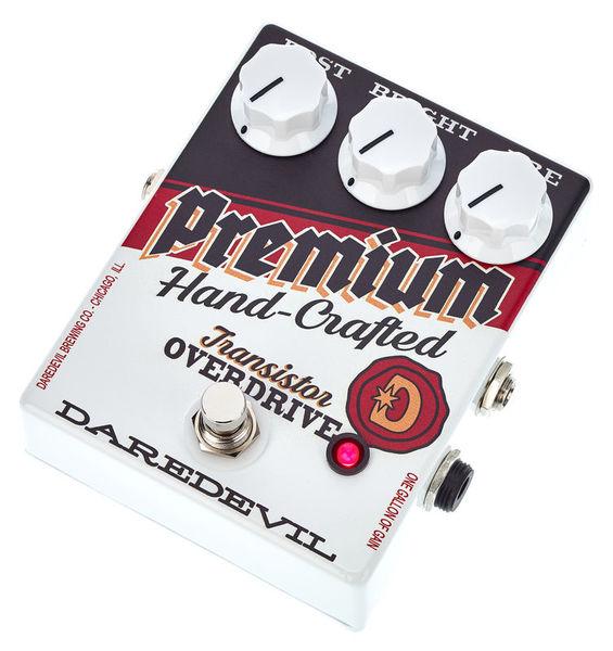 Daredevil Pedals Premium Overdrive