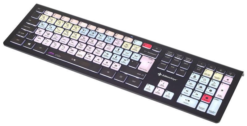 Editors Keys Backlit Key. Pro Tools WIN UK