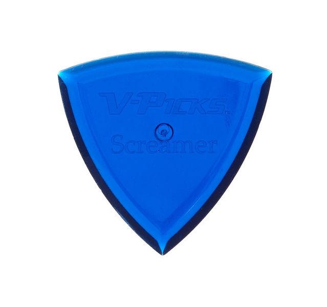 V-Picks Screamer Sapphire Blue