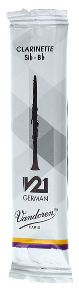 Vandoren V21 Bb-Clarinet German 1.5