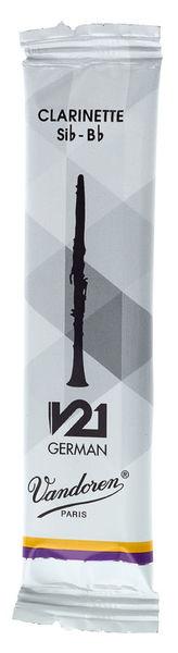Vandoren V21 Bb-Clarinet German 2.0