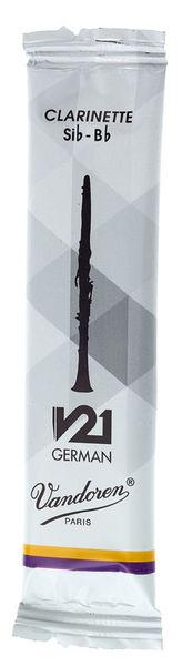 Vandoren V21 Bb-Clarinet German 2.5