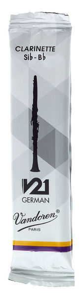 Vandoren V21 Bb-Clarinet German 3.0