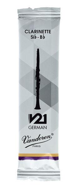 Vandoren V21 Bb-Clarinet German 4.0