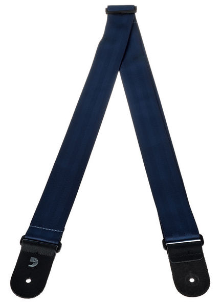 Daddario 50SB02 Seat Belt Blue