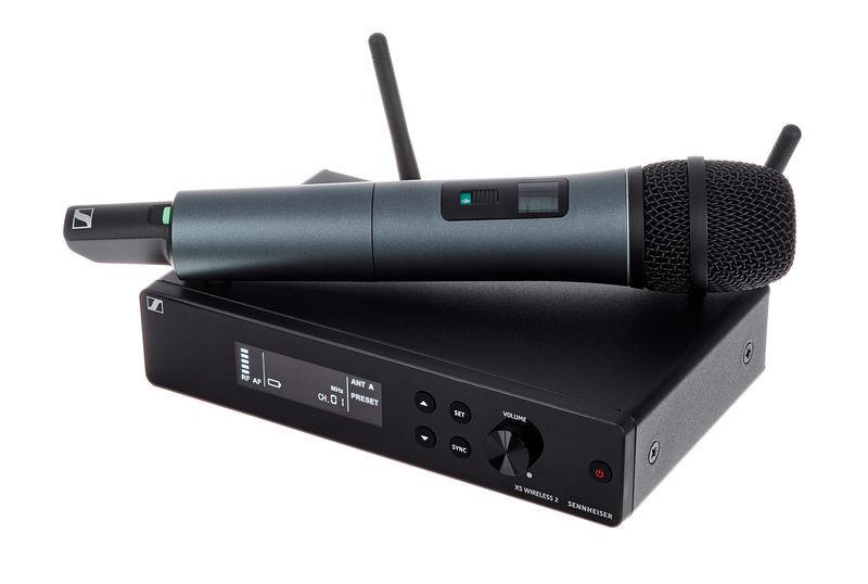 Sennheiser XSW 2-835 GB-Band Vocal Set