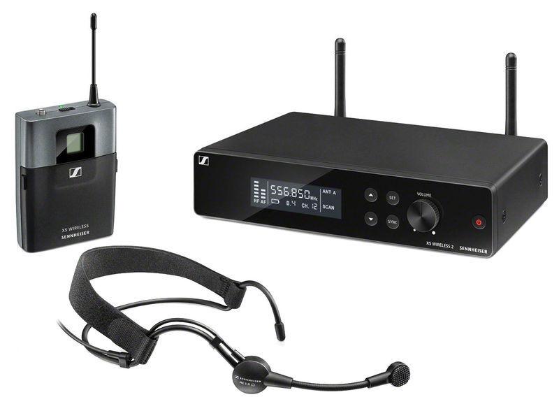 Sennheiser XSW 2-ME3 B-Band Headset