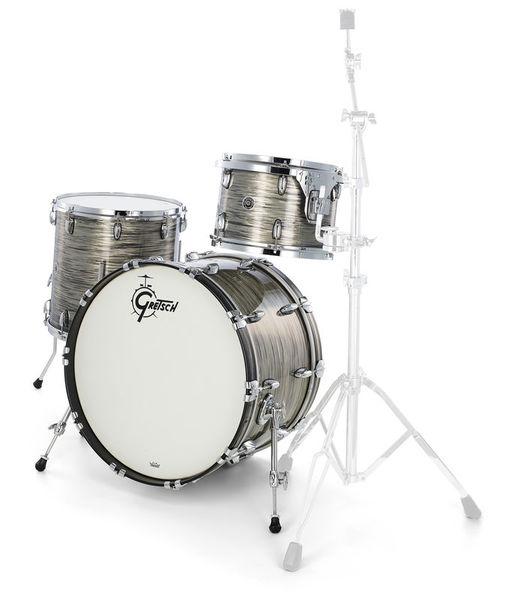 Gretsch Drums Brooklyn Rock Grey Oyster