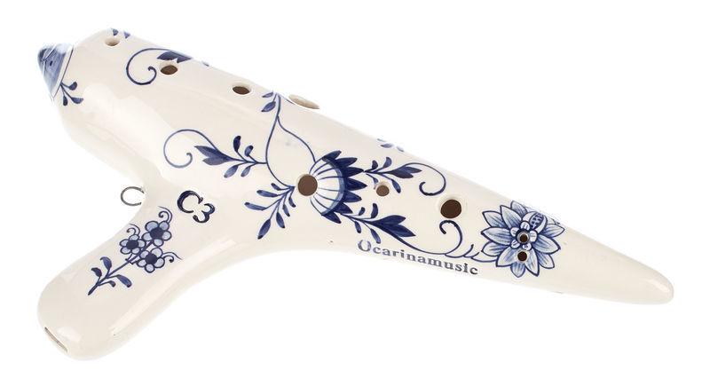 Thomann 10H Ocarina C3 Meissen Design