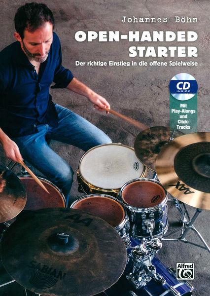 Alfred Music Publishing Open-Handed Starter