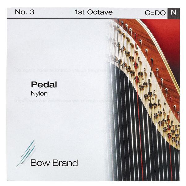 Bow Brand Pedal Artist Nylon 1st C No.3