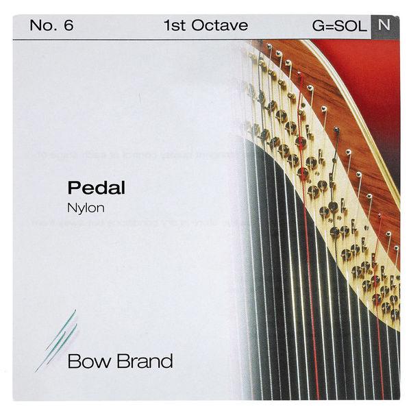 Bow Brand Pedal Artist Nylon 1st G No.6