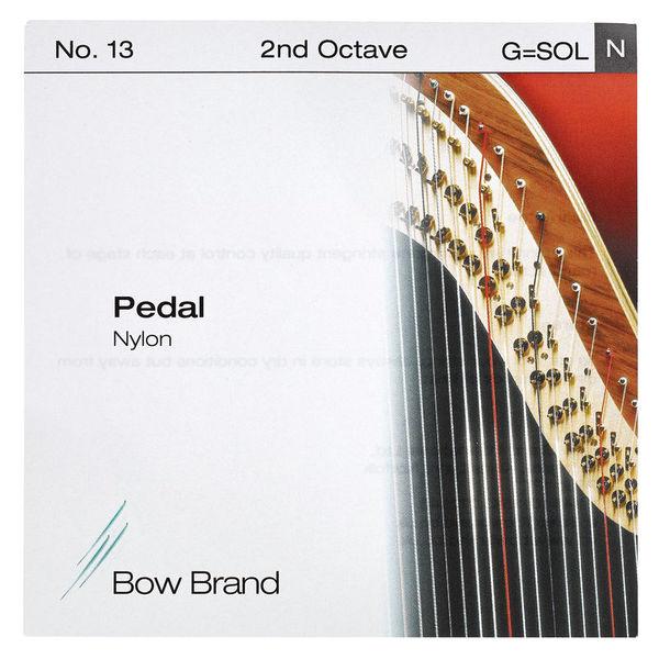Bow Brand Pedal Artist Nylon 2nd G No.13