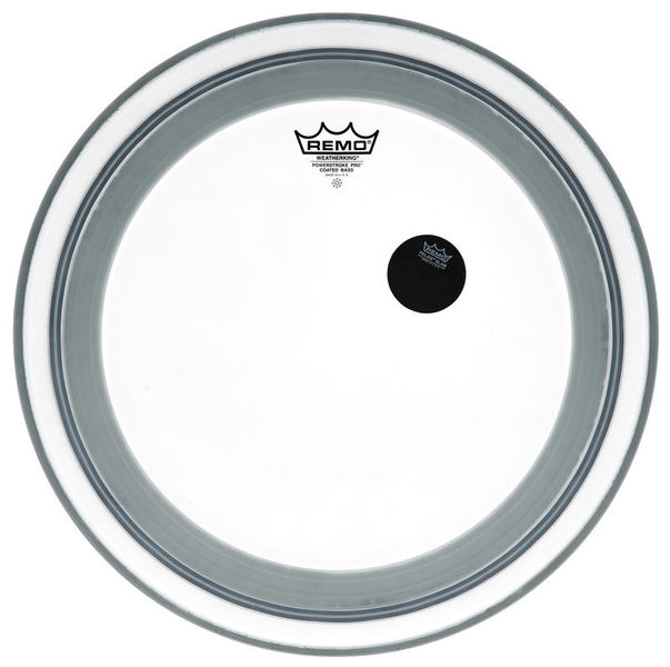 "Remo 20"" Powerstroke Pro Coated"