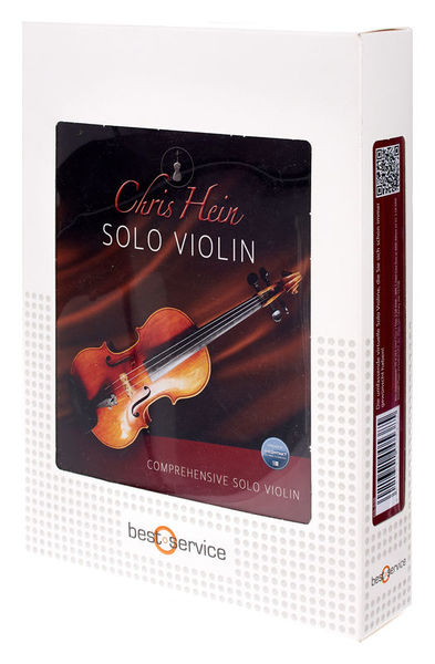 Best Service Chris Hein Solo Violin