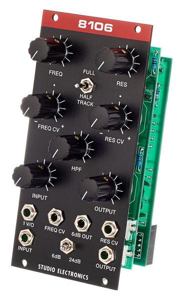 Studio Electronics 8106 Filter