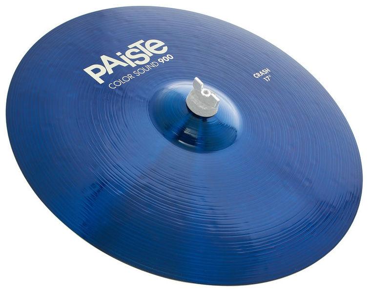 "Paiste 17"" 900 Color Sound Crash Blue"