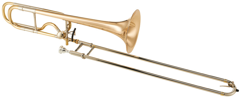 Thomann proBONE 4 GM Bb-/F-Tenor Tromb