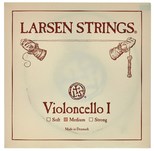 Larsen Cello Single String A Medium