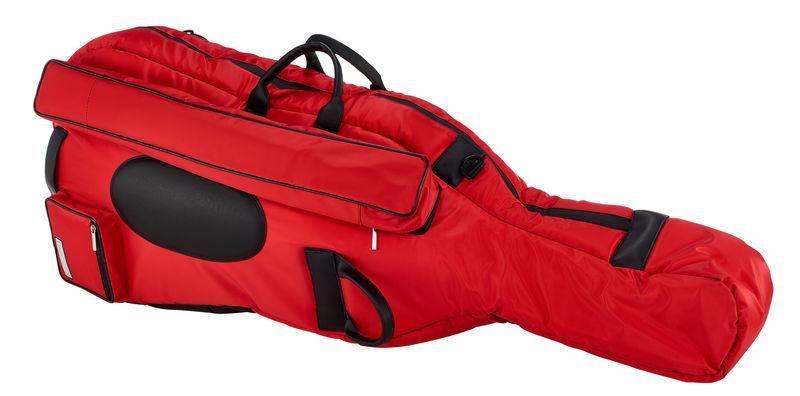 bam PERF1001SR Cello Bag 4/4 Red