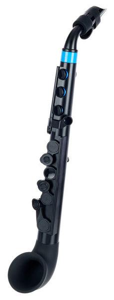 Nuvo jSAX Saxophone black-blue 2.0