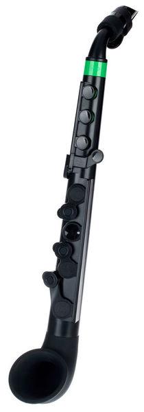 Nuvo jSAX Saxophone black-green 2.0