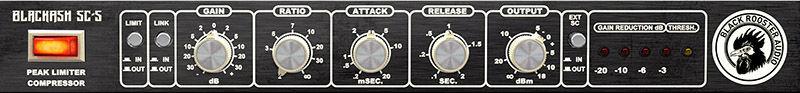 Black Rooster Audio BlackAsh SC-5