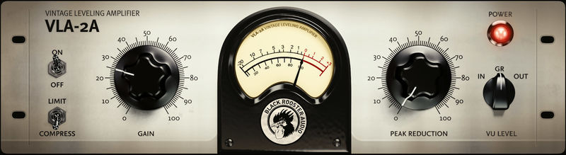 Black Rooster Audio VLA-2A