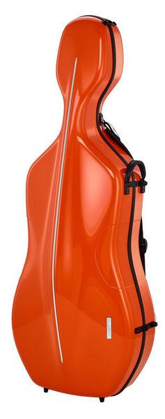 Gewa Air 3.9 Cello Case OR/BK