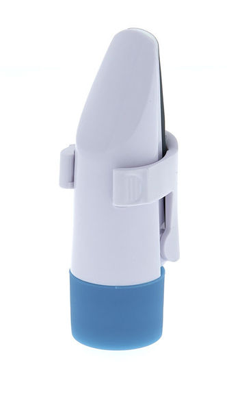 Nuvo Mouthpiece for jSax white-blue